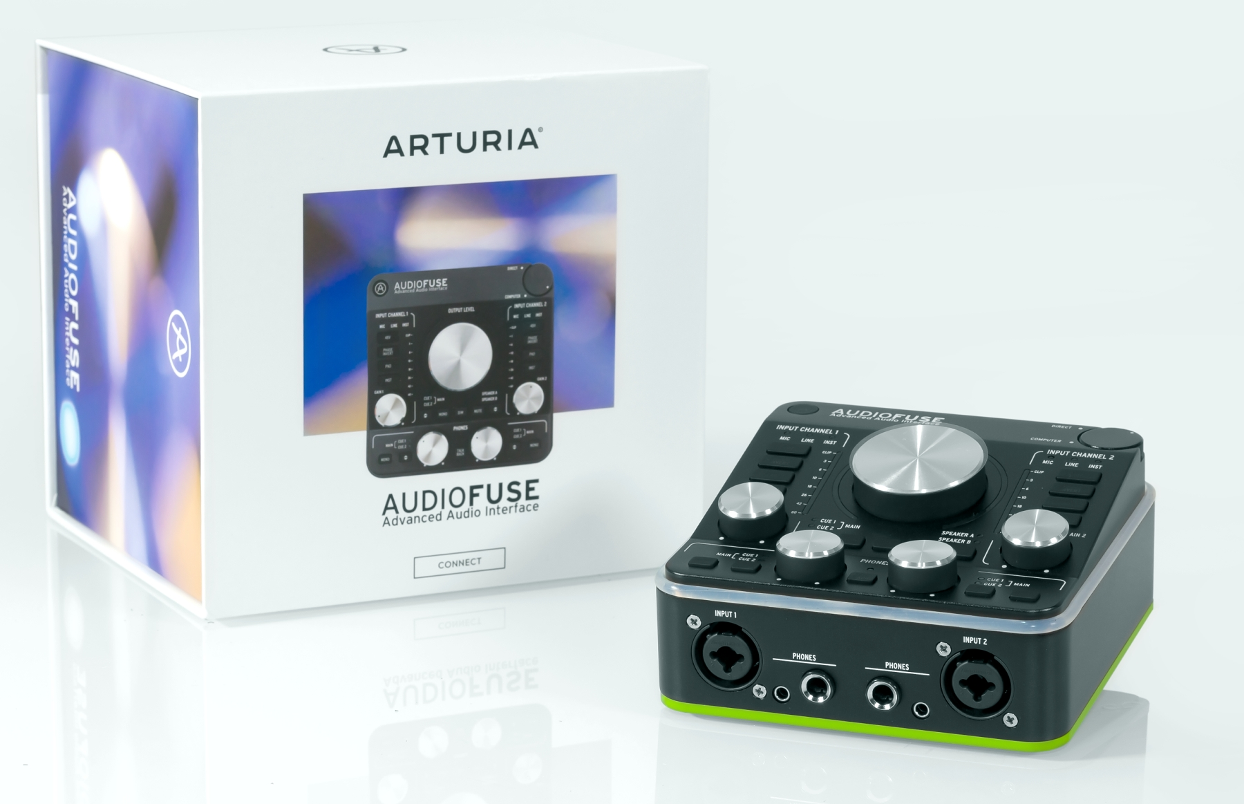 Arturia Audiofuse Usb Audio Fuse Box Discretepro