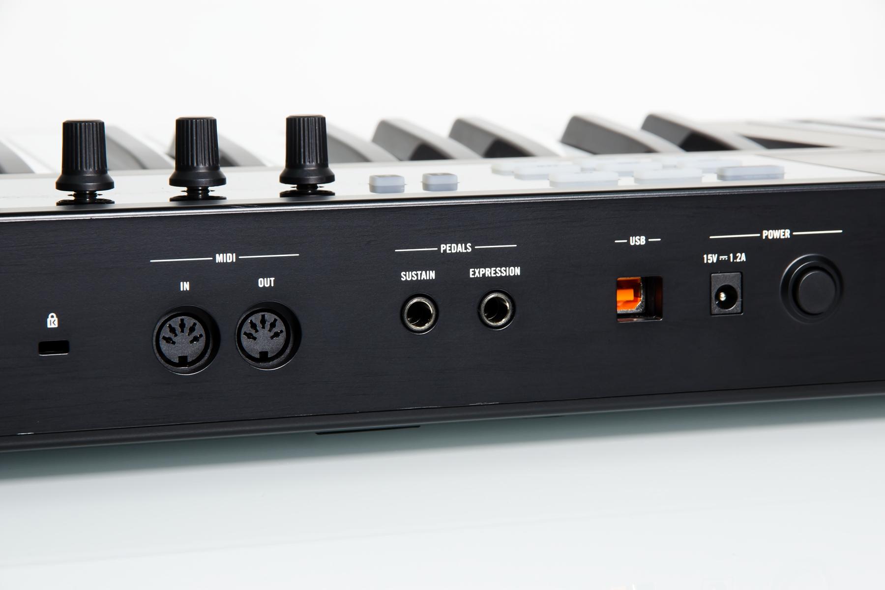 Native Instruments KOMPLETE KONTROL S25, S49, S61 — MIDI ...