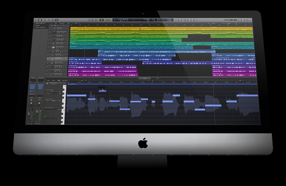 Прогу для разработке музы