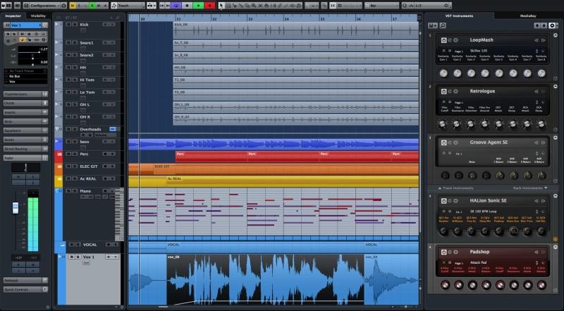 создаь трек на компьютере программа