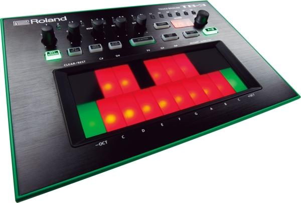 Бас-синтезатор Roland TB-3