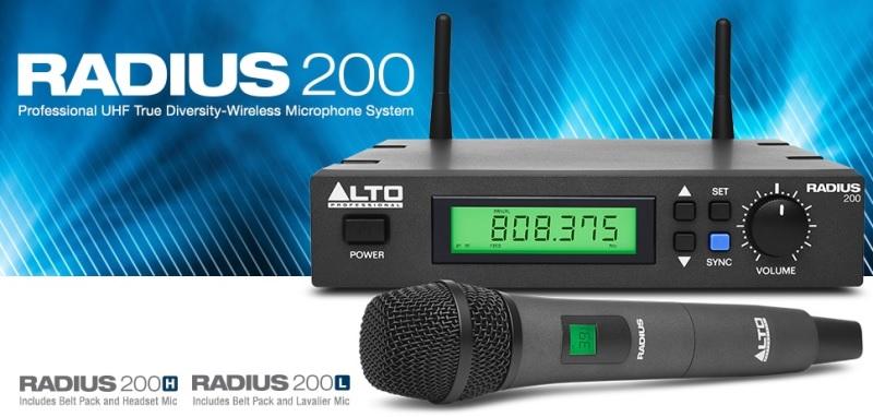 Alto Radius 200