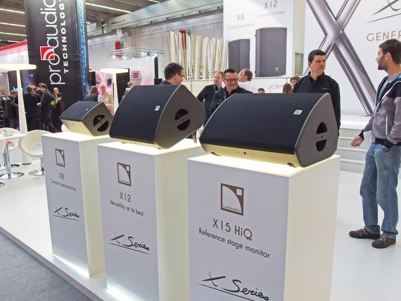 Акустическая система L-Acoustics X