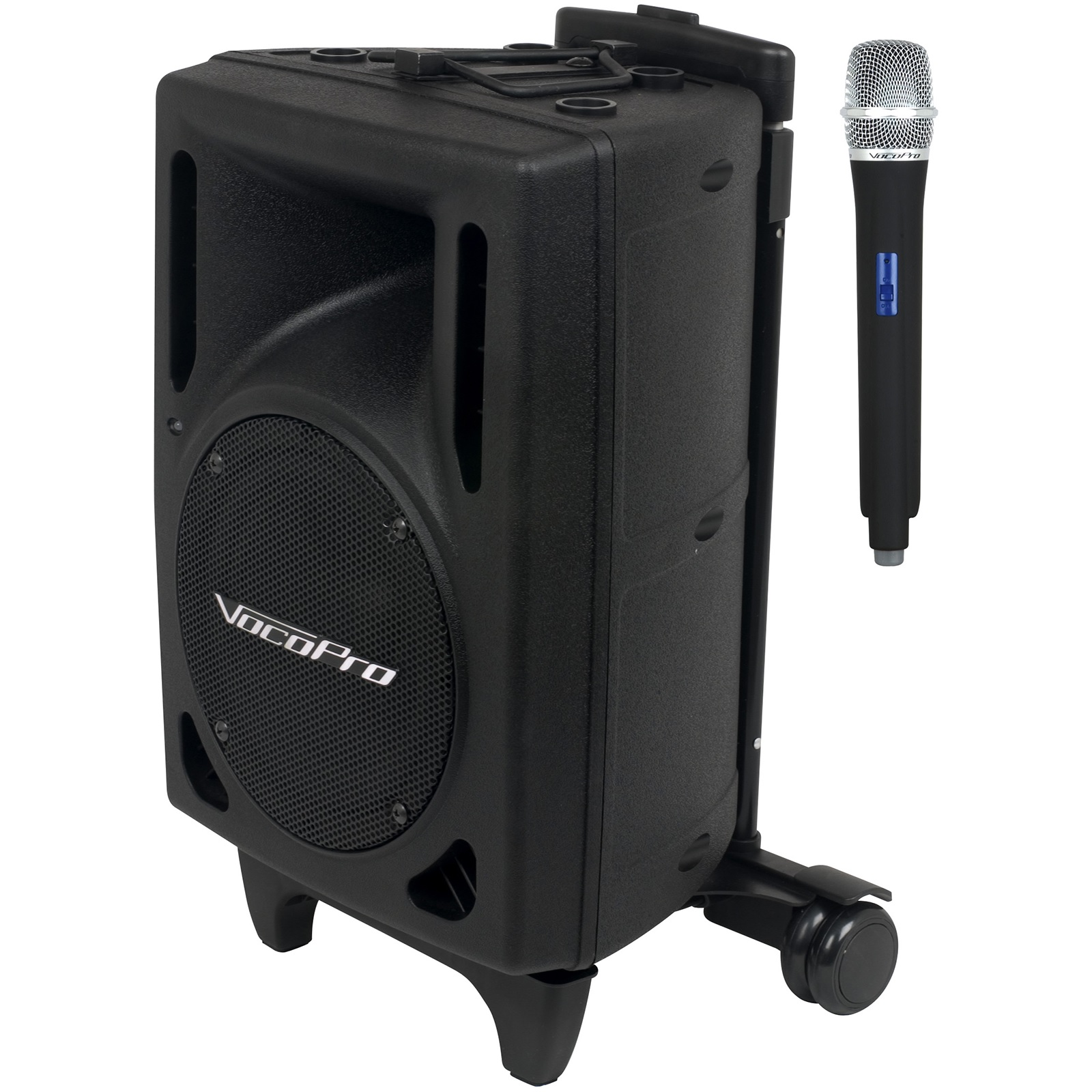 Колонка с микрофоном