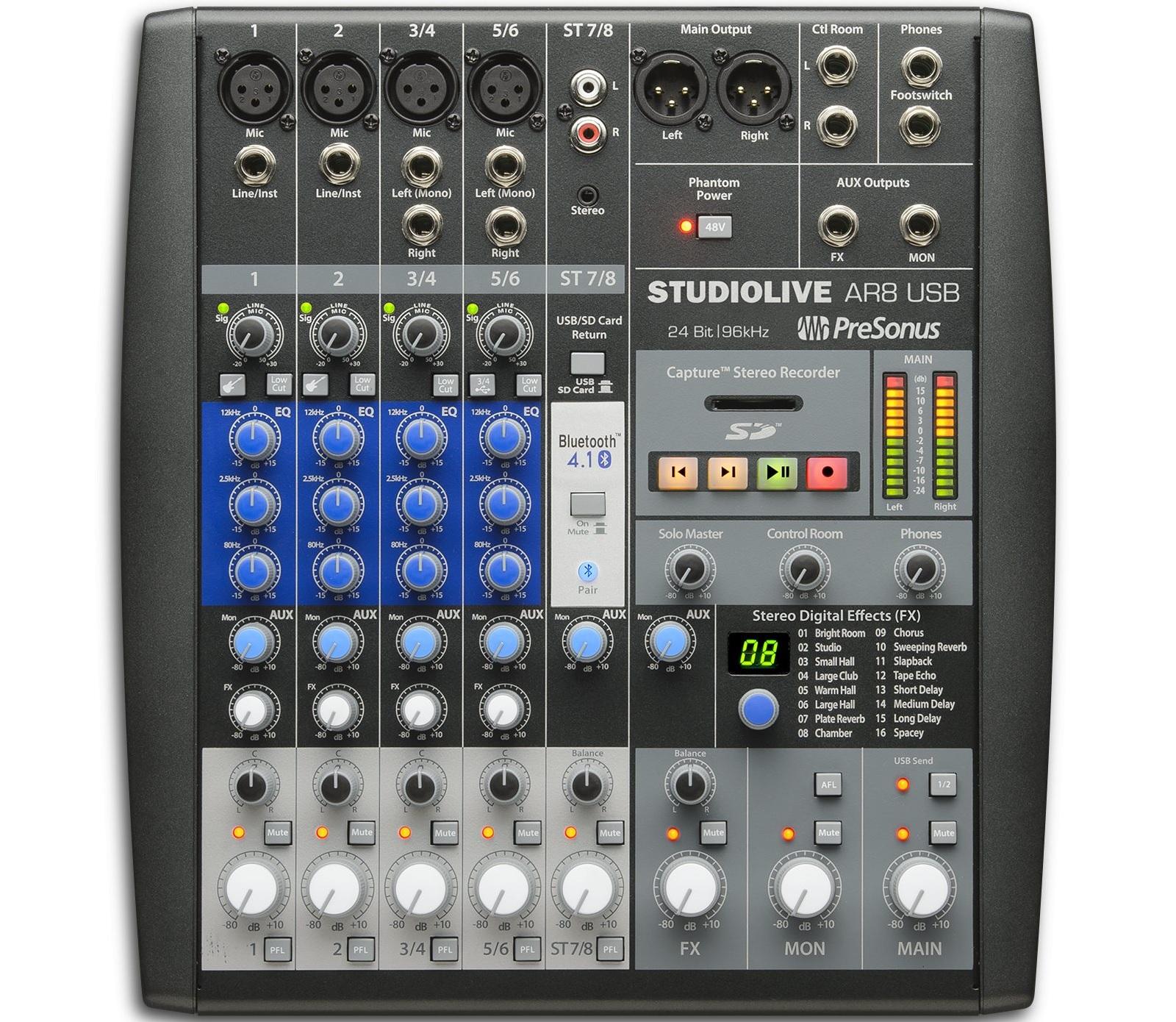 ProSound Профессиональный звук