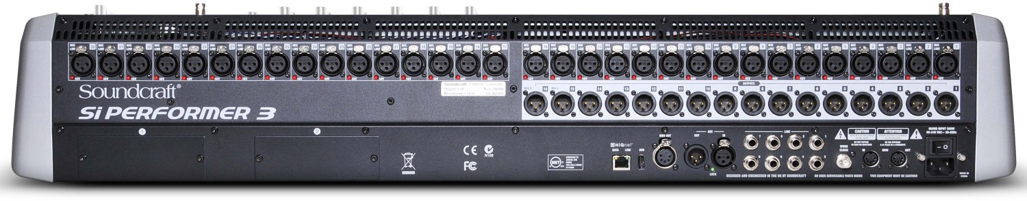 soundcraft si performer 3 manual
