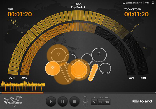 Скачать программе для электронных барабанов